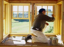 Надежный уход за деревянным домом